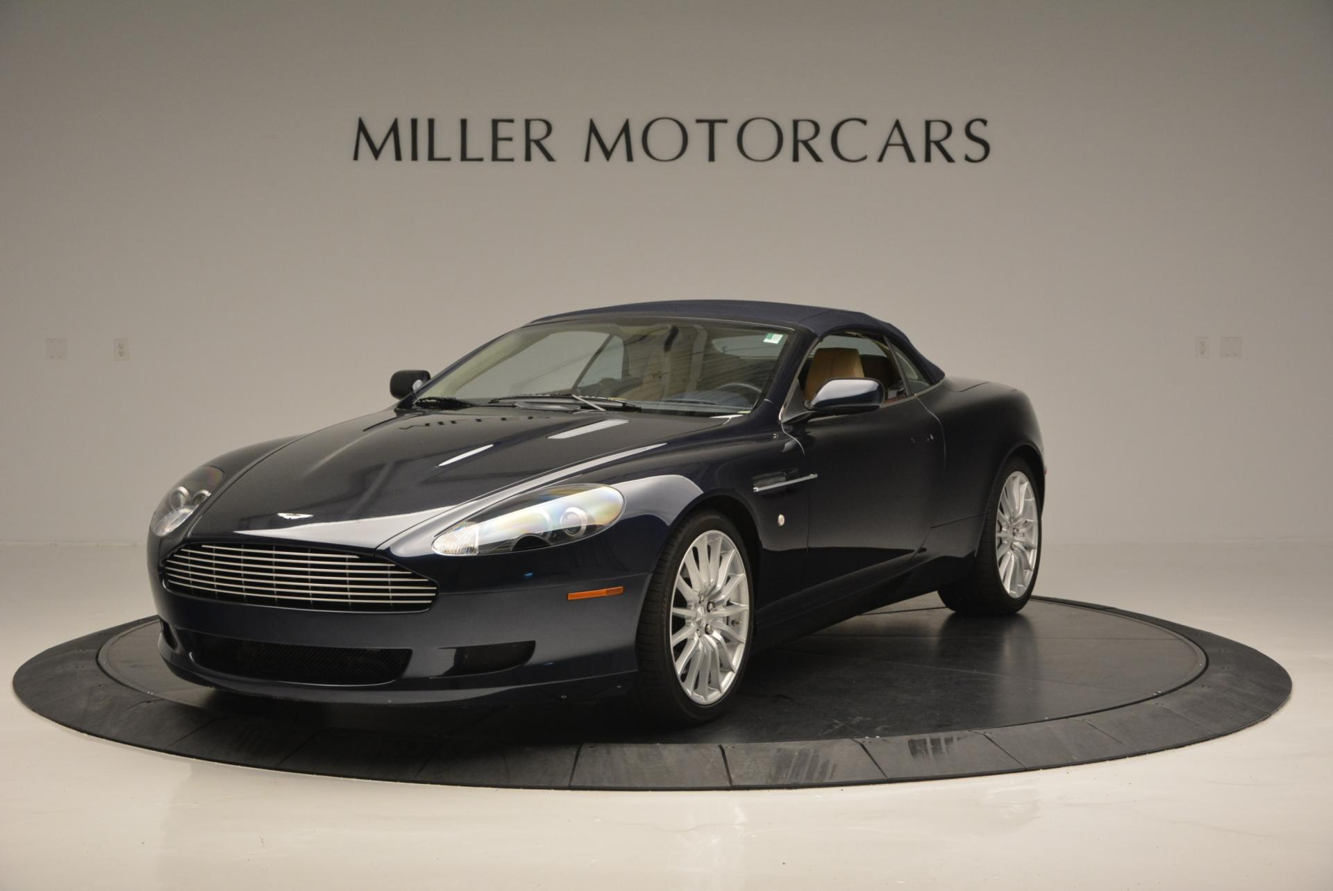 Used 2007 Aston Martin DB9 Volante For Sale In Greenwich, CT. Alfa Romeo of Greenwich, A1175A 97_p13