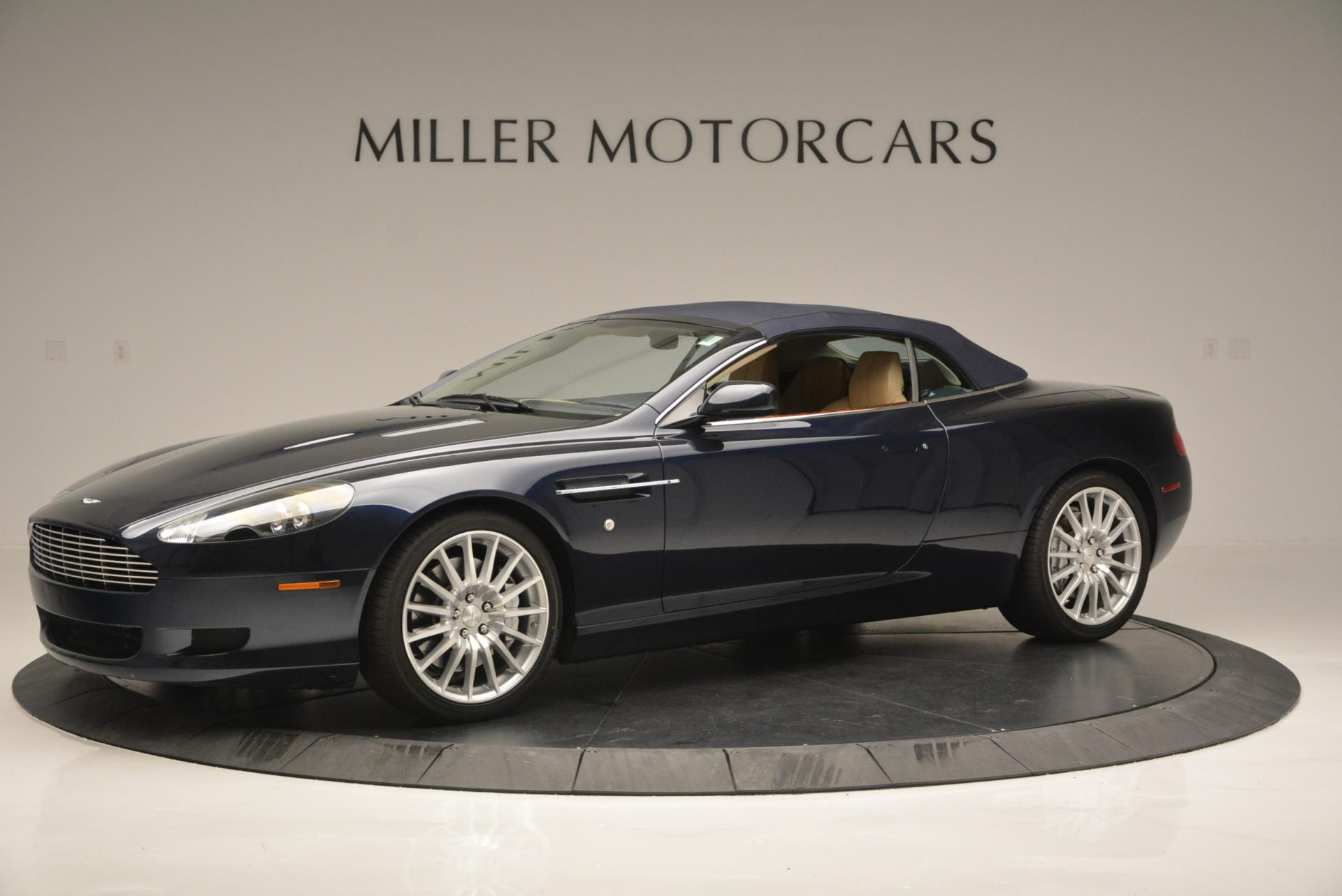Used 2007 Aston Martin DB9 Volante For Sale In Greenwich, CT. Alfa Romeo of Greenwich, A1175A 97_p14
