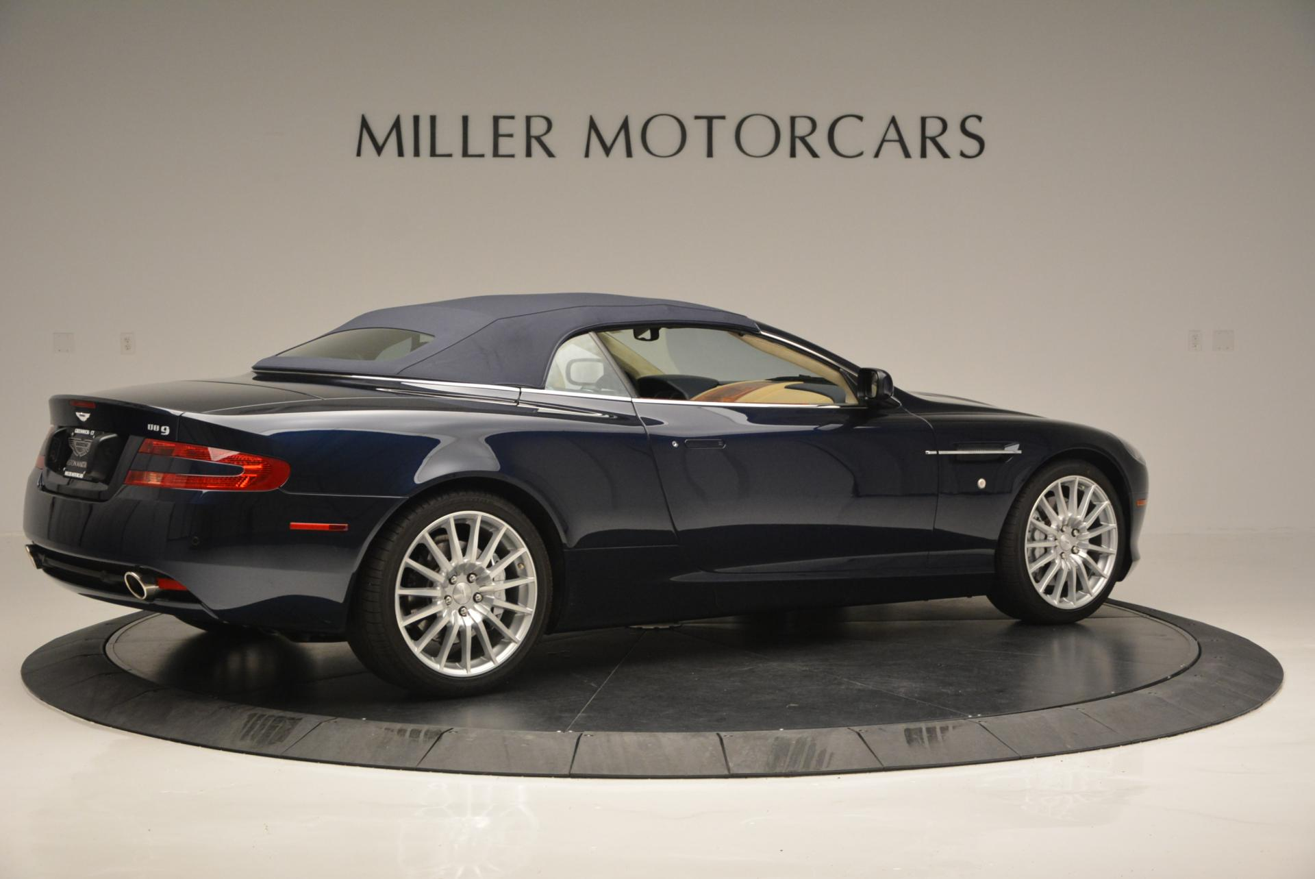 Used 2007 Aston Martin DB9 Volante For Sale In Greenwich, CT. Alfa Romeo of Greenwich, A1175A 97_p20