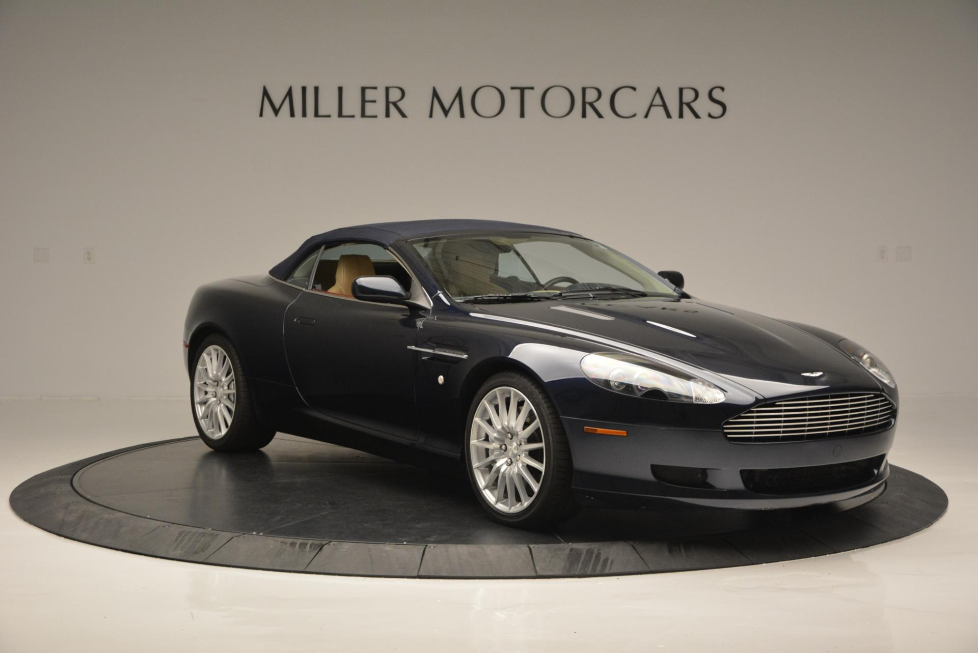 Used 2007 Aston Martin DB9 Volante For Sale In Greenwich, CT. Alfa Romeo of Greenwich, A1175A 97_p23