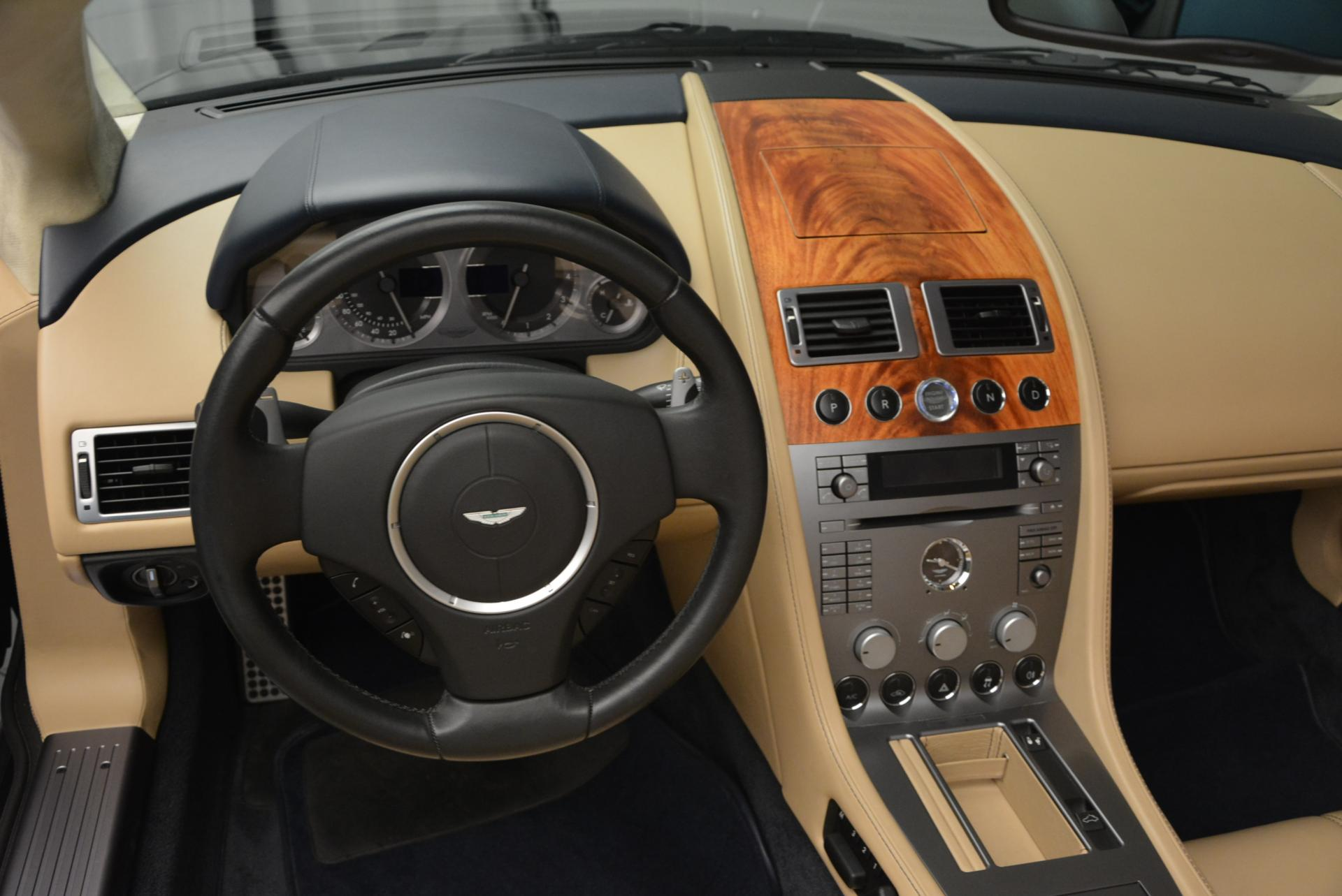 Used 2007 Aston Martin DB9 Volante For Sale In Greenwich, CT. Alfa Romeo of Greenwich, A1175A 97_p26