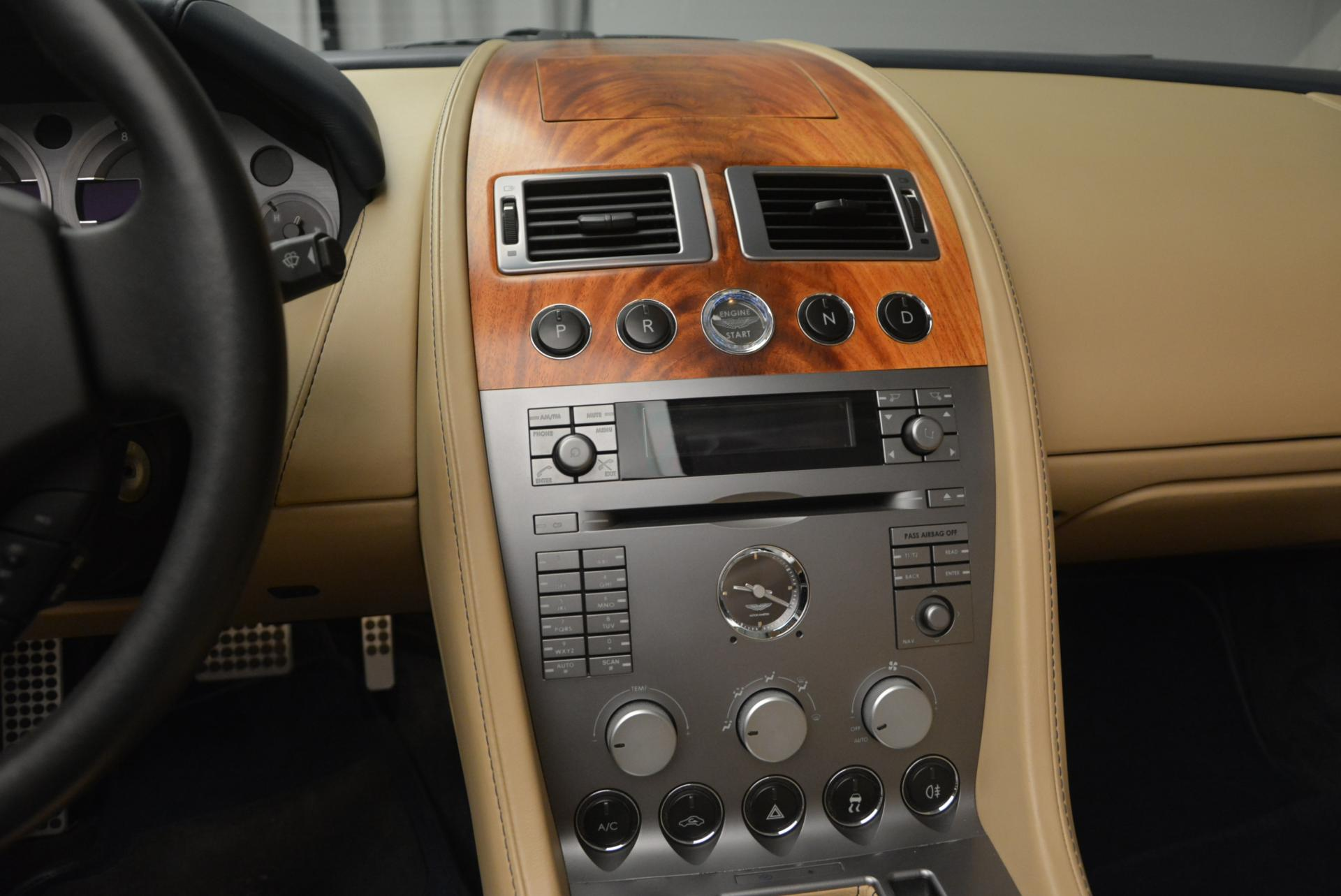 Used 2007 Aston Martin DB9 Volante For Sale In Greenwich, CT. Alfa Romeo of Greenwich, A1175A 97_p28
