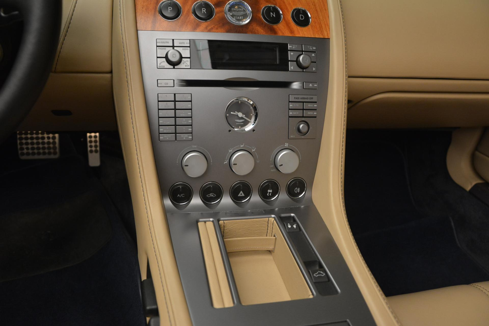Used 2007 Aston Martin DB9 Volante For Sale In Greenwich, CT. Alfa Romeo of Greenwich, A1175A 97_p29