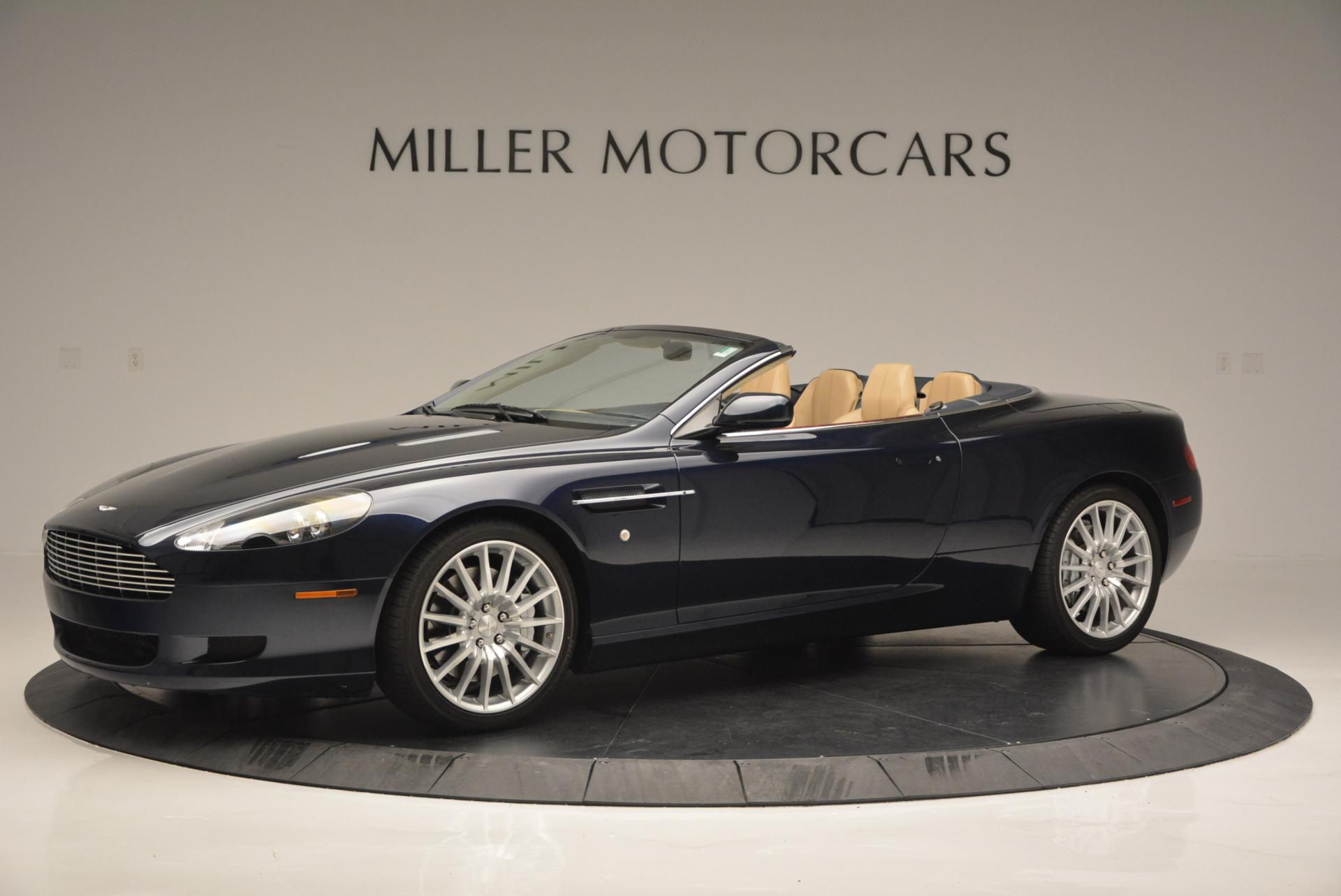 Used 2007 Aston Martin DB9 Volante For Sale In Greenwich, CT. Alfa Romeo of Greenwich, A1175A 97_p2