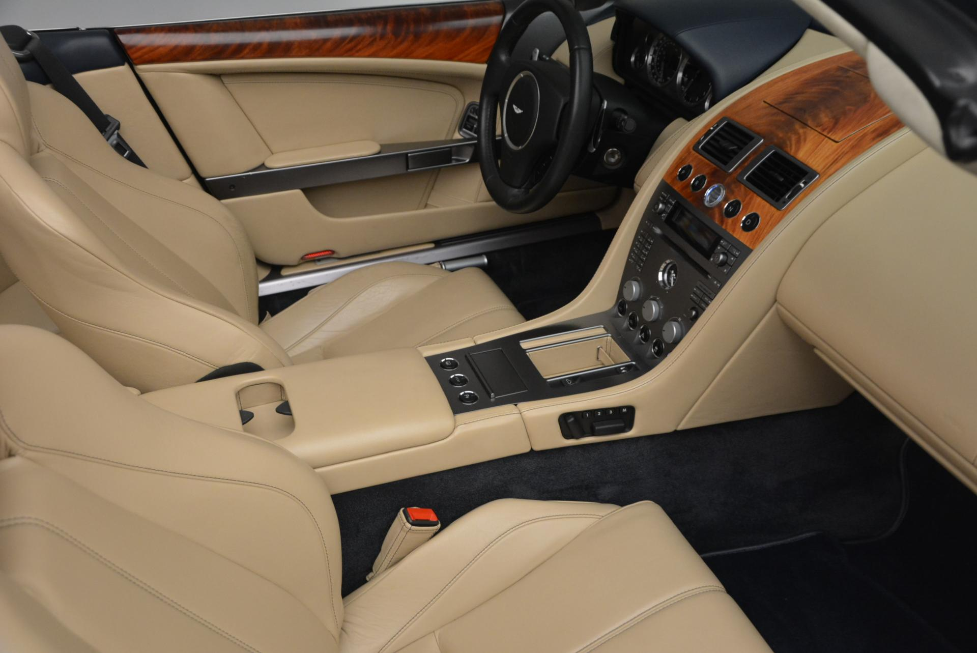 Used 2007 Aston Martin DB9 Volante For Sale In Greenwich, CT. Alfa Romeo of Greenwich, A1175A 97_p31