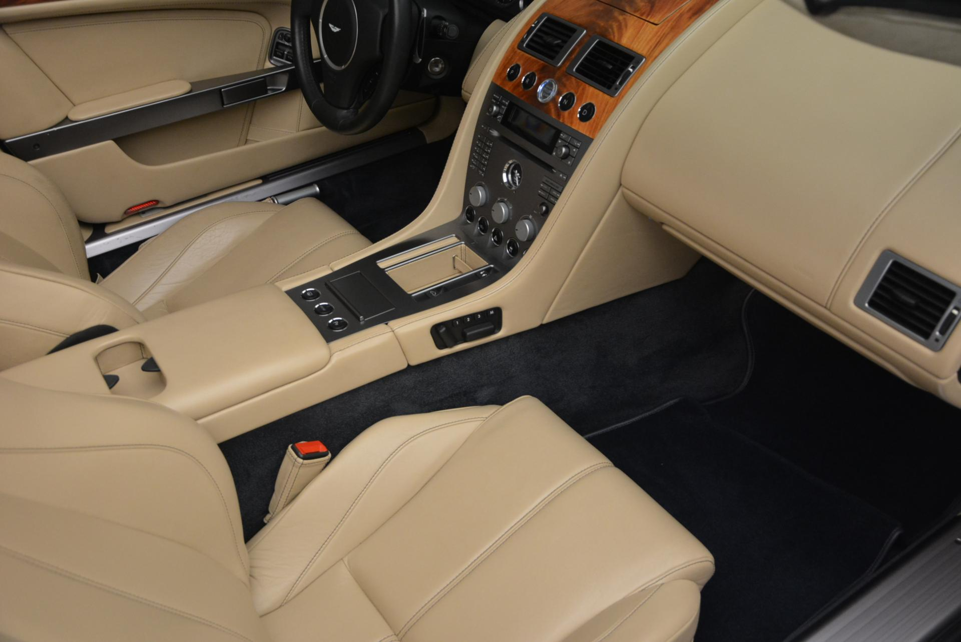 Used 2007 Aston Martin DB9 Volante For Sale In Greenwich, CT. Alfa Romeo of Greenwich, A1175A 97_p33