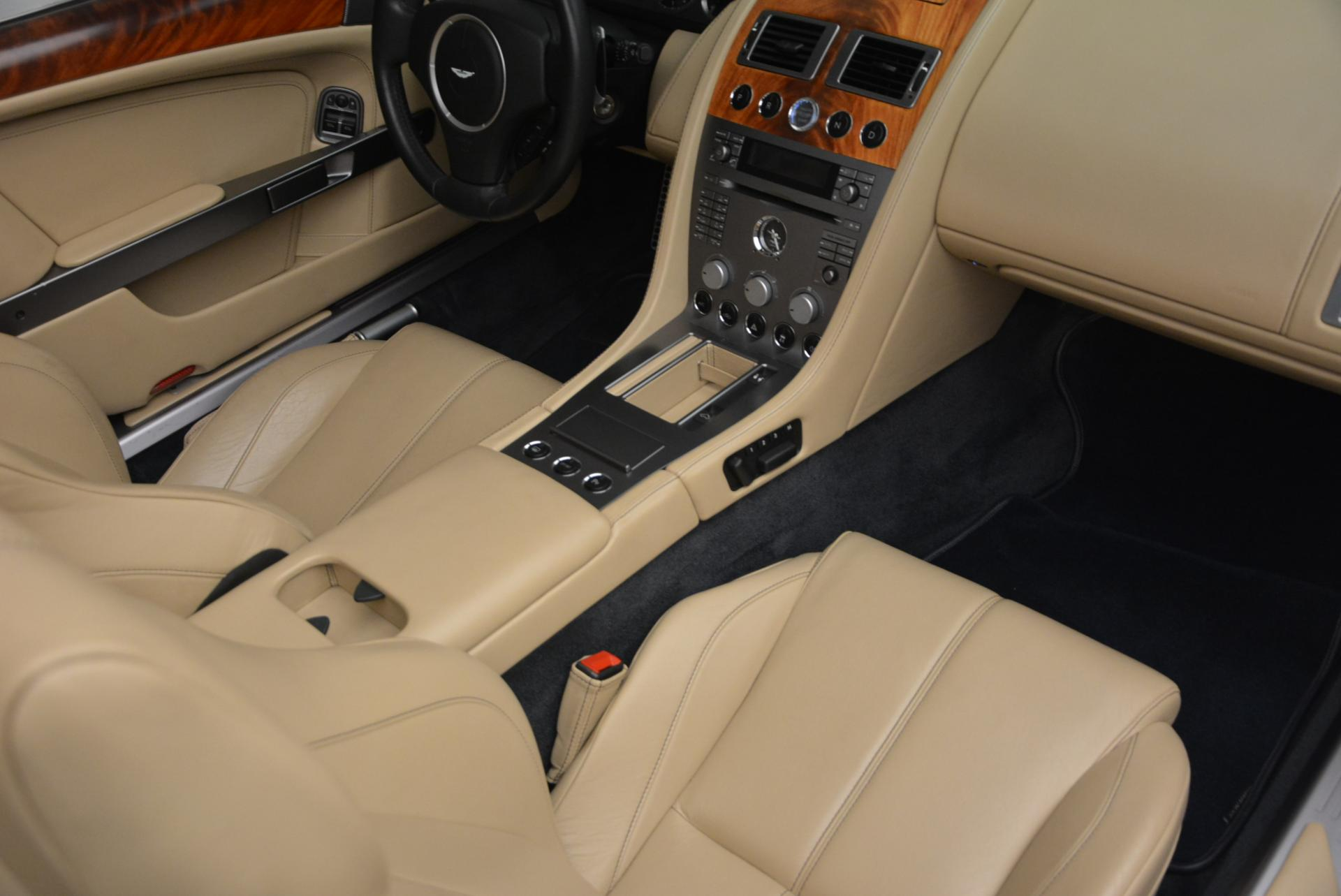 Used 2007 Aston Martin DB9 Volante For Sale In Greenwich, CT. Alfa Romeo of Greenwich, A1175A 97_p34