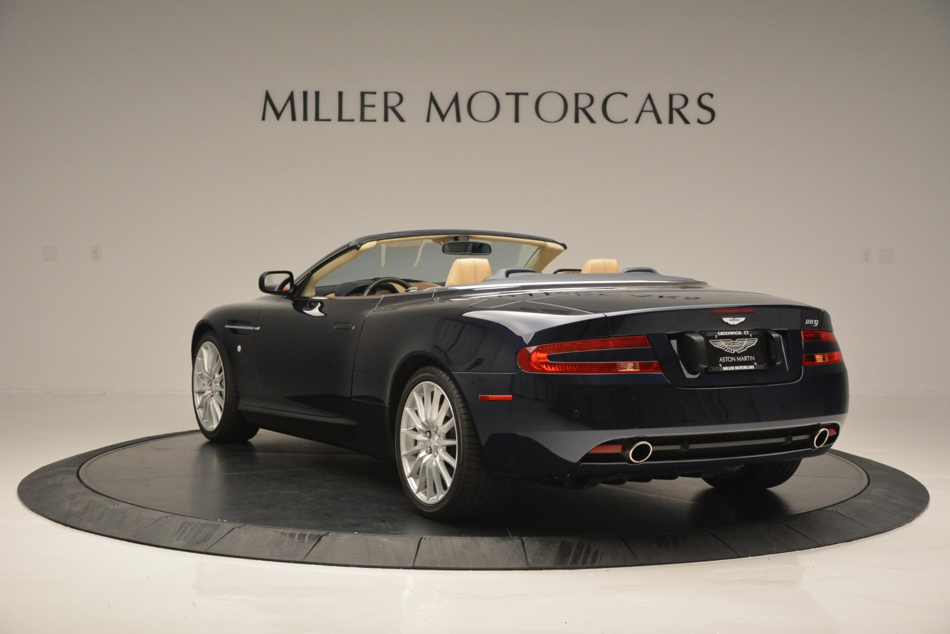 Used 2007 Aston Martin DB9 Volante For Sale In Greenwich, CT. Alfa Romeo of Greenwich, A1175A 97_p5