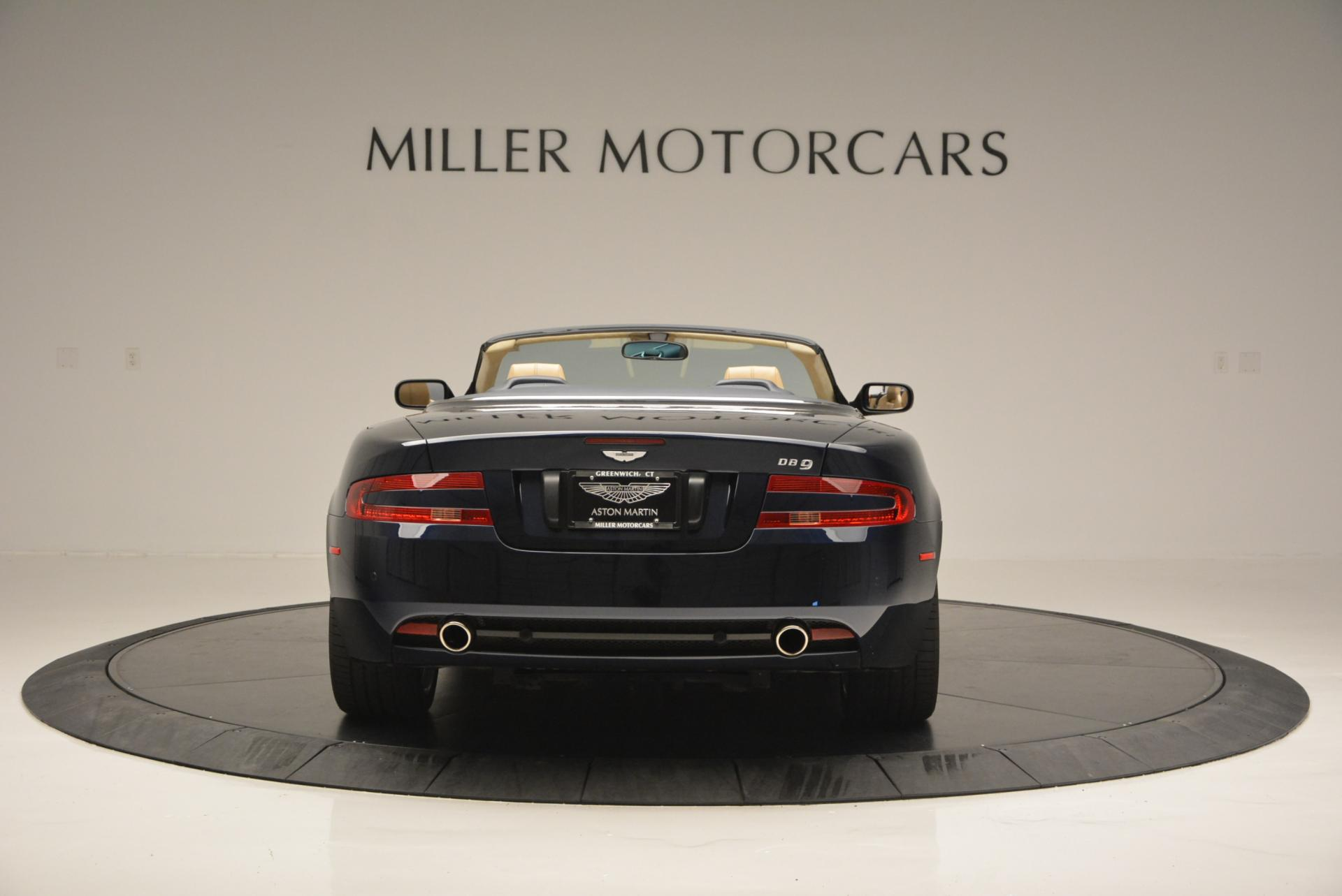 Used 2007 Aston Martin DB9 Volante For Sale In Greenwich, CT. Alfa Romeo of Greenwich, A1175A 97_p6