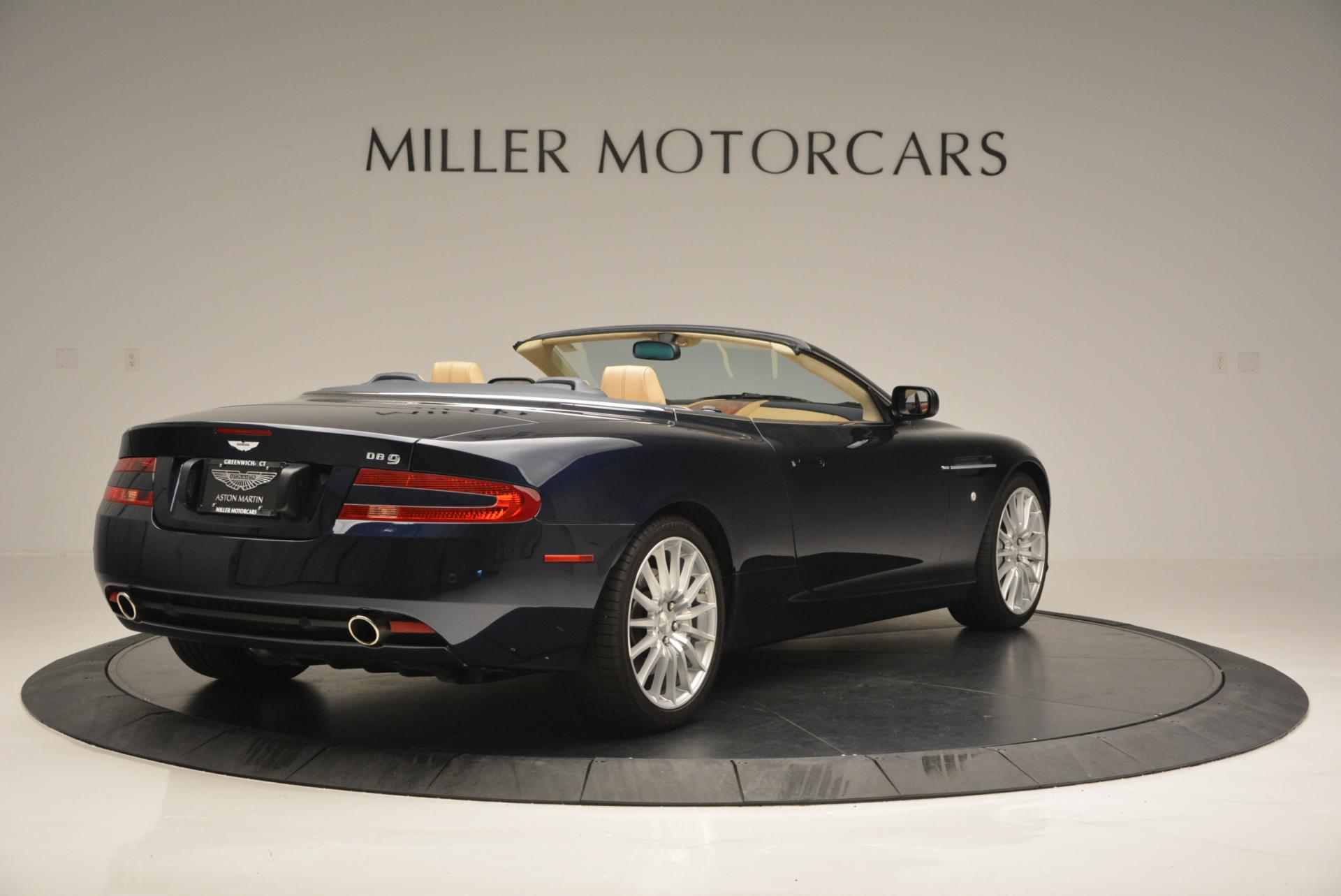 Used 2007 Aston Martin DB9 Volante For Sale In Greenwich, CT. Alfa Romeo of Greenwich, A1175A 97_p7