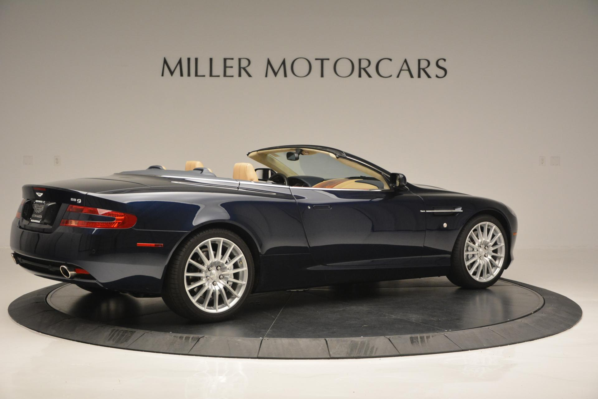 Used 2007 Aston Martin DB9 Volante For Sale In Greenwich, CT. Alfa Romeo of Greenwich, A1175A 97_p8