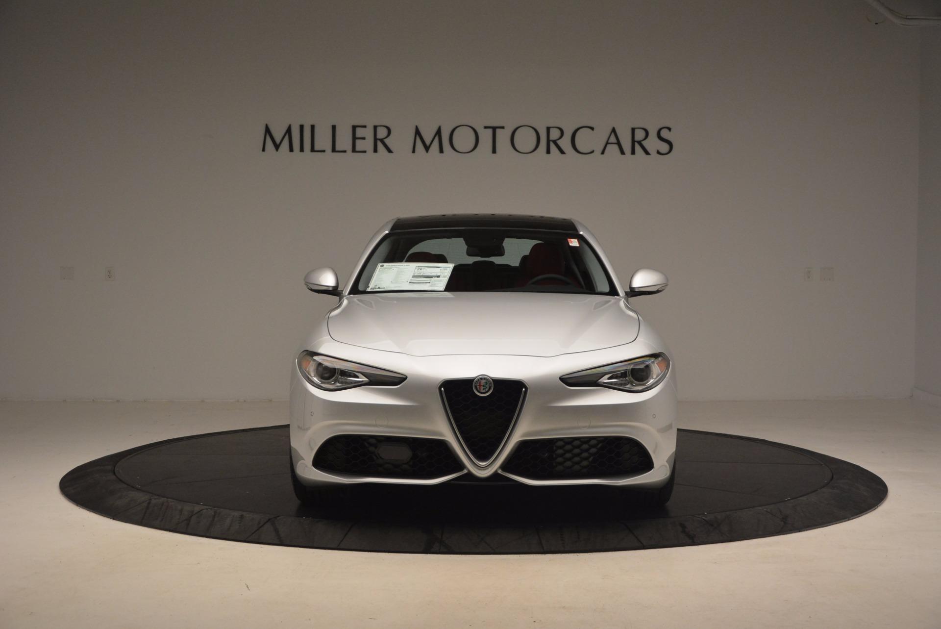 New 2017 Alfa Romeo Giulia Ti Q4 For Sale In Greenwich, CT. Alfa Romeo of Greenwich, L069 980_main