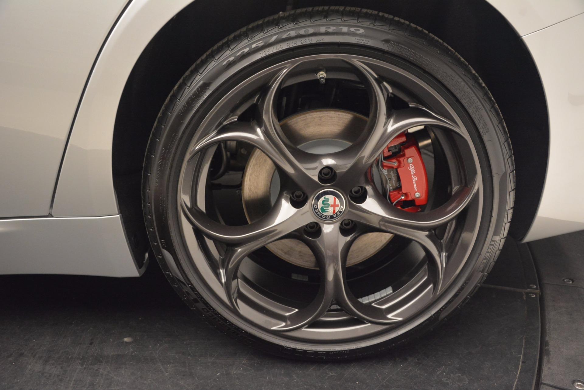 New 2017 Alfa Romeo Giulia Ti Q4 For Sale In Greenwich, CT. Alfa Romeo of Greenwich, L069 980_p14