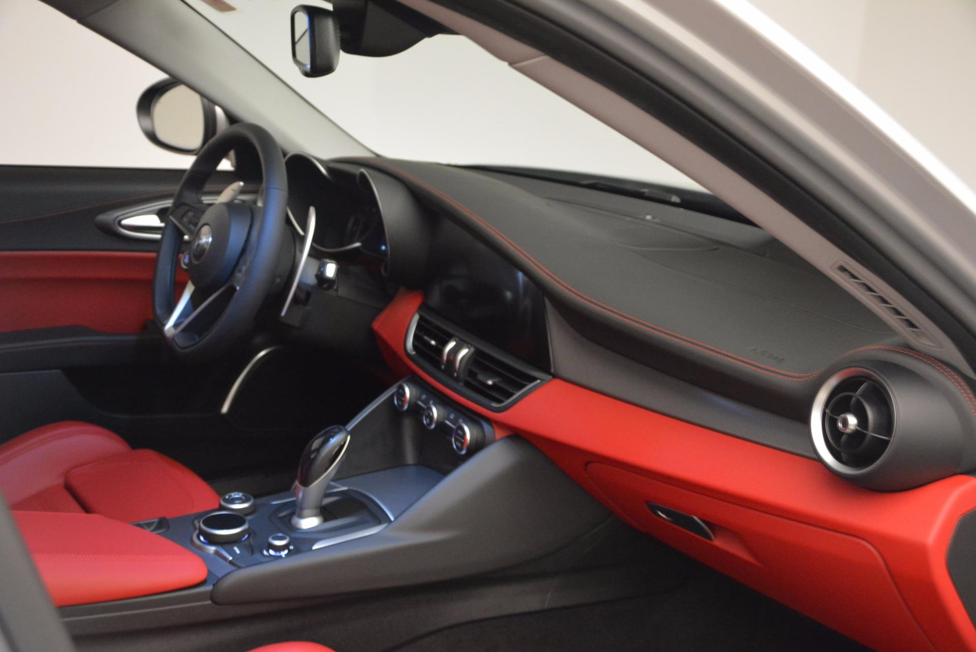 New 2017 Alfa Romeo Giulia Ti Q4 For Sale In Greenwich, CT. Alfa Romeo of Greenwich, L069 980_p19