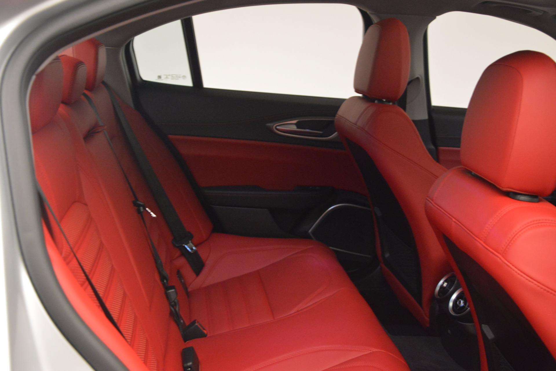 New 2017 Alfa Romeo Giulia Ti Q4 For Sale In Greenwich, CT. Alfa Romeo of Greenwich, L069 980_p21