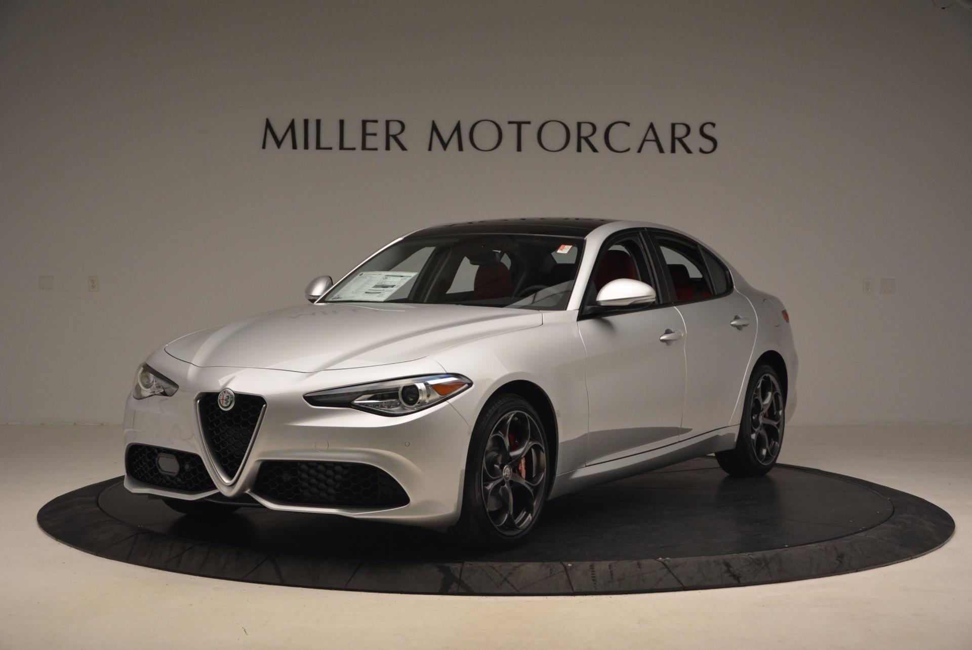 New 2017 Alfa Romeo Giulia Ti Q4 For Sale In Greenwich, CT. Alfa Romeo of Greenwich, L069 980_p3
