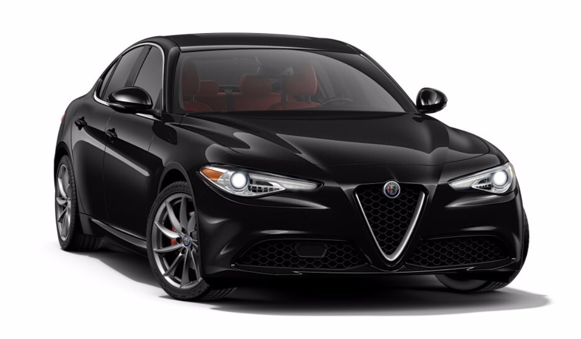 New 2017 Alfa Romeo Giulia Q4 For Sale In Greenwich, CT. Alfa Romeo of Greenwich, L075 981_main
