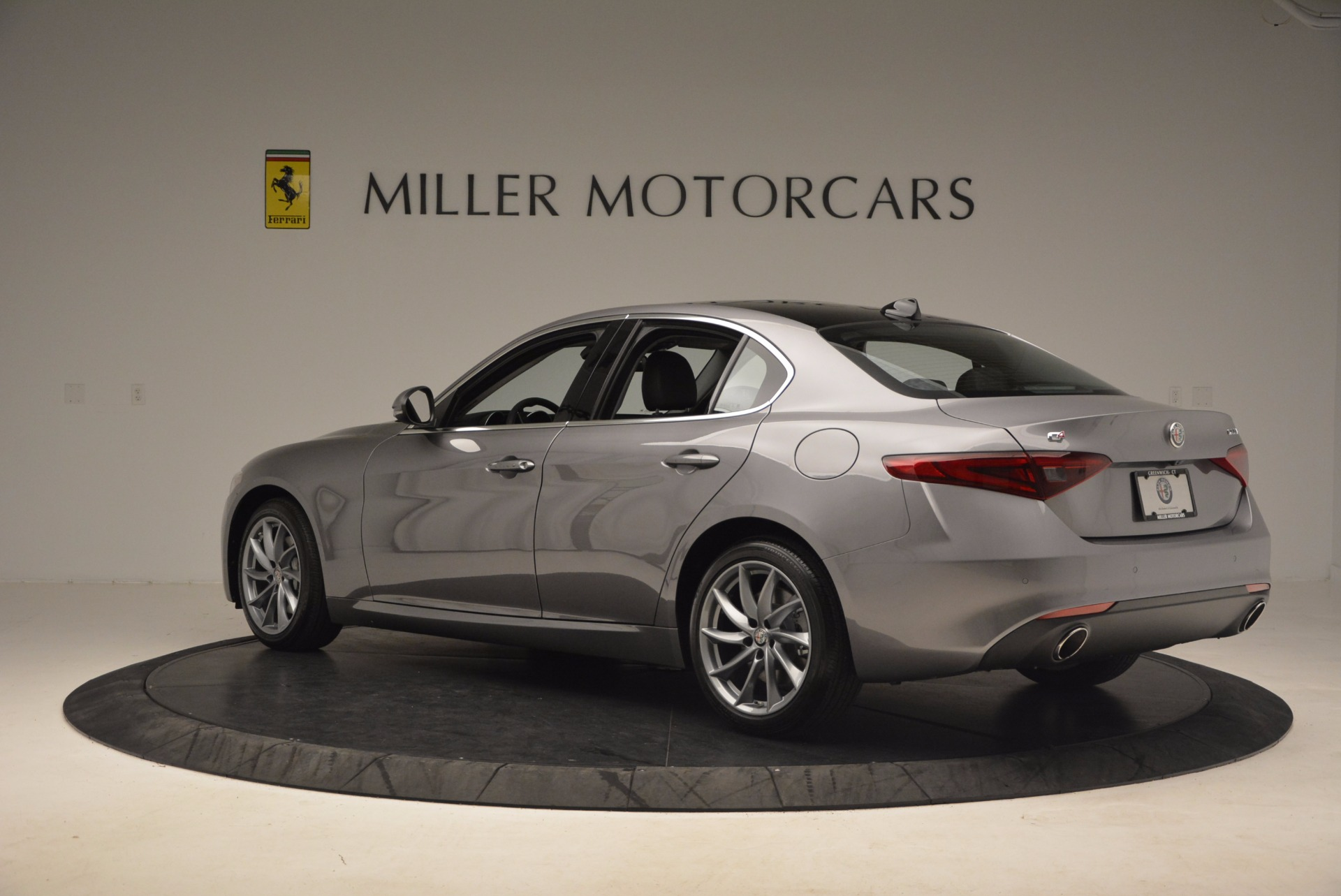 New 2017 Alfa Romeo Giulia Q4 For Sale In Greenwich, CT. Alfa Romeo of Greenwich, L068 982_p5