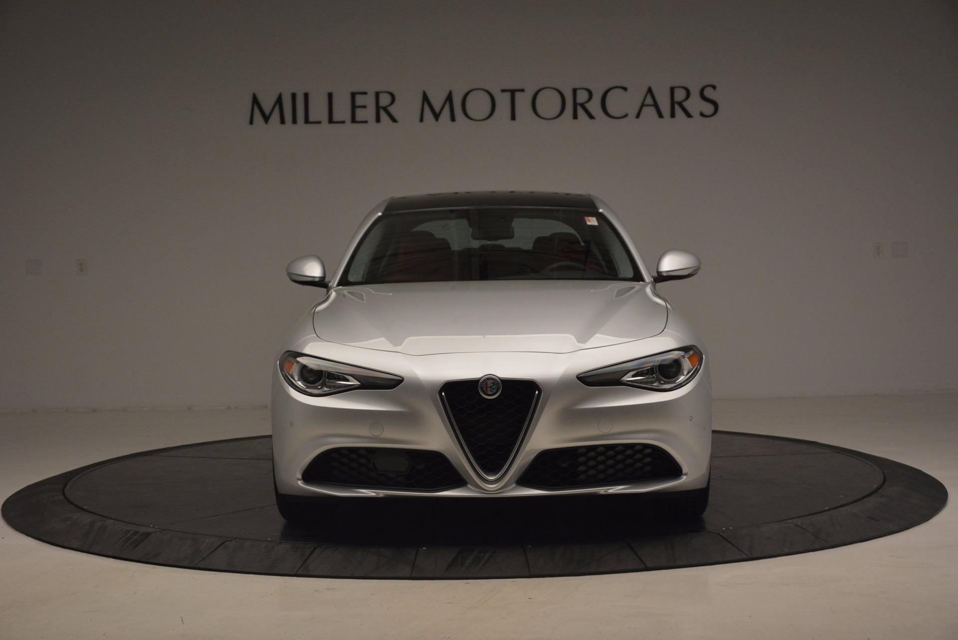 New 2017 Alfa Romeo Giulia Q4 For Sale In Greenwich, CT. Alfa Romeo of Greenwich, L065 988_p12