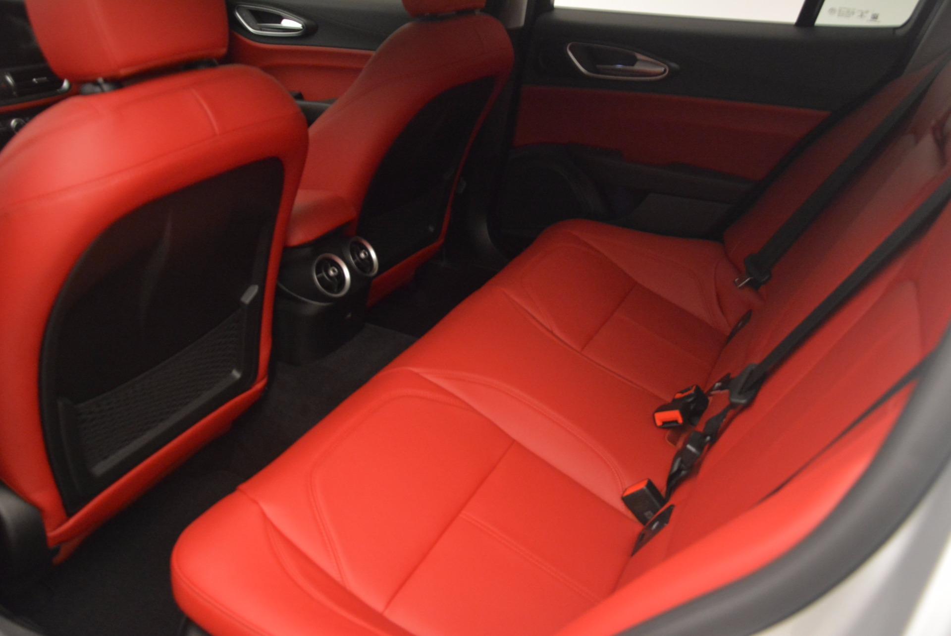 New 2017 Alfa Romeo Giulia Q4 For Sale In Greenwich, CT. Alfa Romeo of Greenwich, L065 988_p16