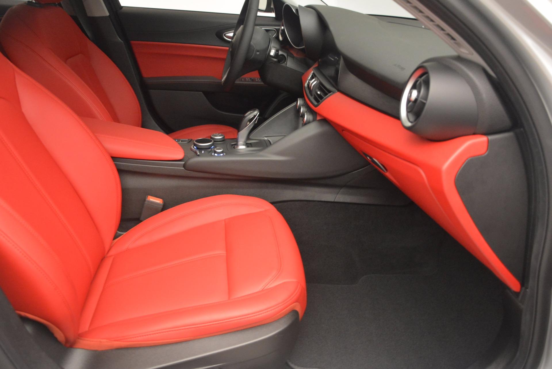 New 2017 Alfa Romeo Giulia Q4 For Sale In Greenwich, CT. Alfa Romeo of Greenwich, L065 988_p23