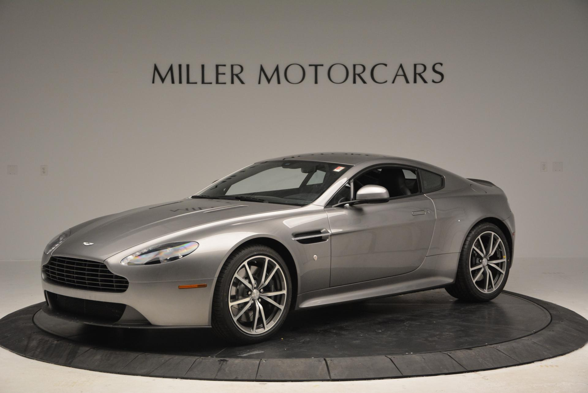 Used 2016 Aston Martin V8 Vantage GT Coupe For Sale In Greenwich, CT. Alfa Romeo of Greenwich, A1331A