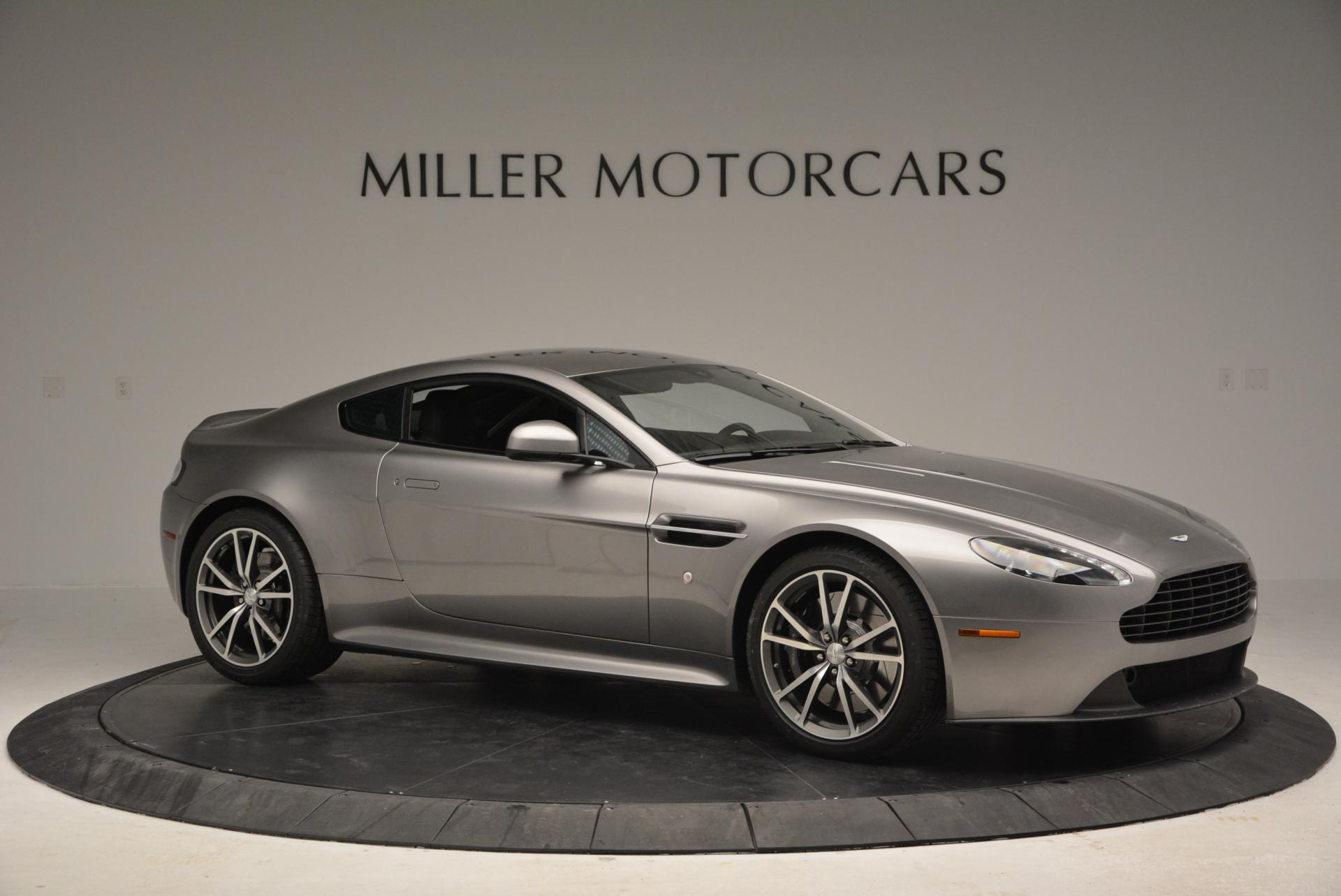 Used 2016 Aston Martin V8 Vantage GT Coupe For Sale In Greenwich, CT. Alfa Romeo of Greenwich, A1331A 99_p10