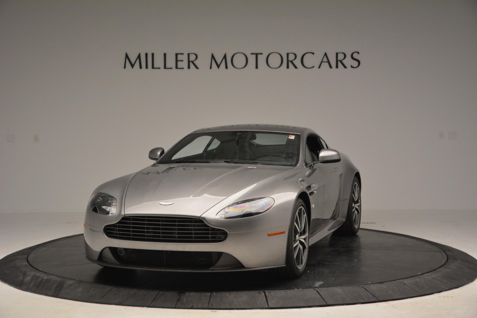 Used 2016 Aston Martin V8 Vantage GT Coupe For Sale In Greenwich, CT. Alfa Romeo of Greenwich, A1331A 99_p2