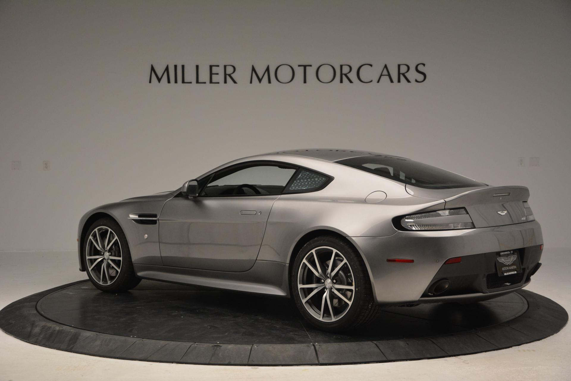 Used 2016 Aston Martin V8 Vantage GT Coupe For Sale In Greenwich, CT. Alfa Romeo of Greenwich, A1331A 99_p4