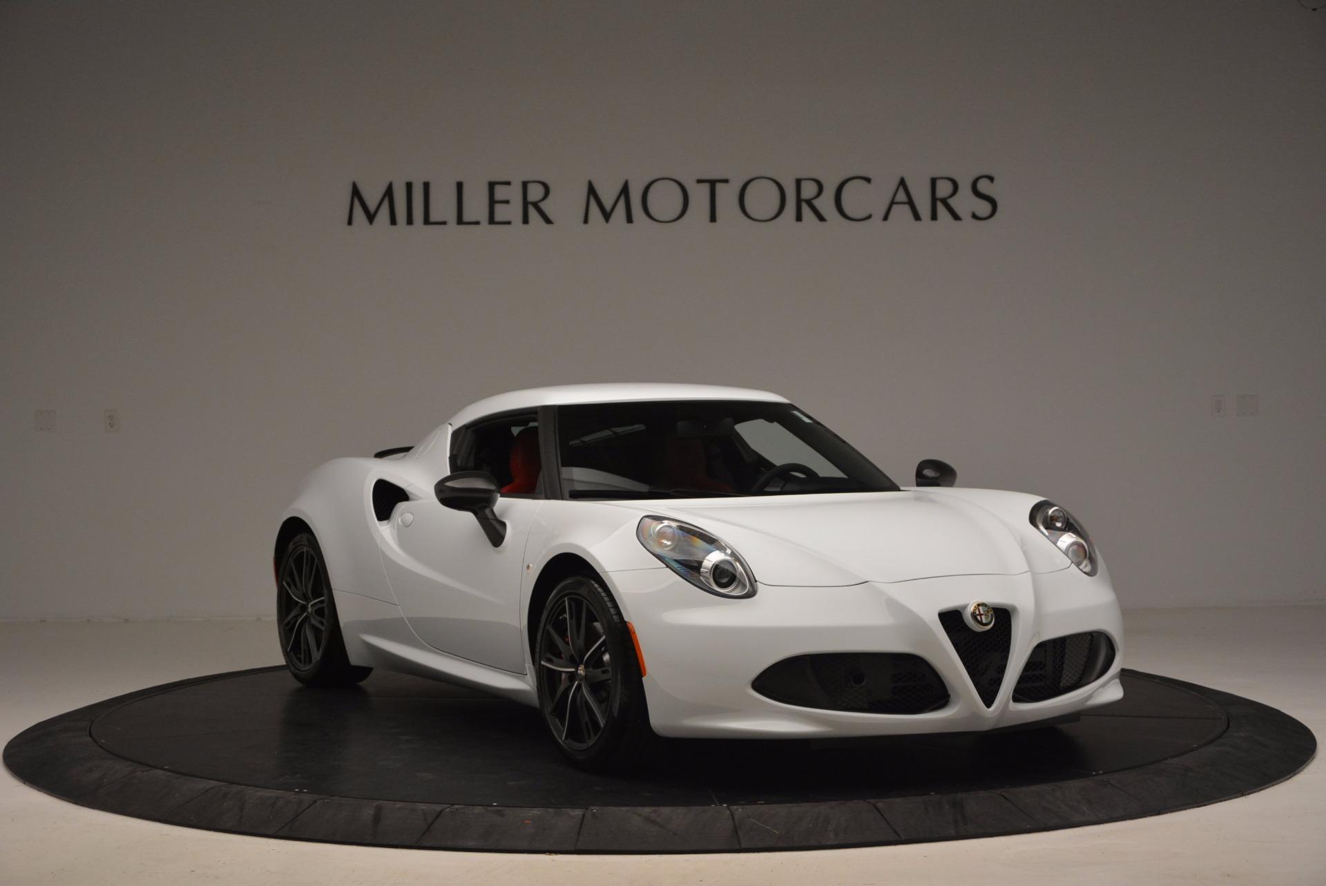 New 2016 Alfa Romeo 4C Coupe For Sale In Greenwich, CT. Alfa Romeo of Greenwich, LW046 990_p11