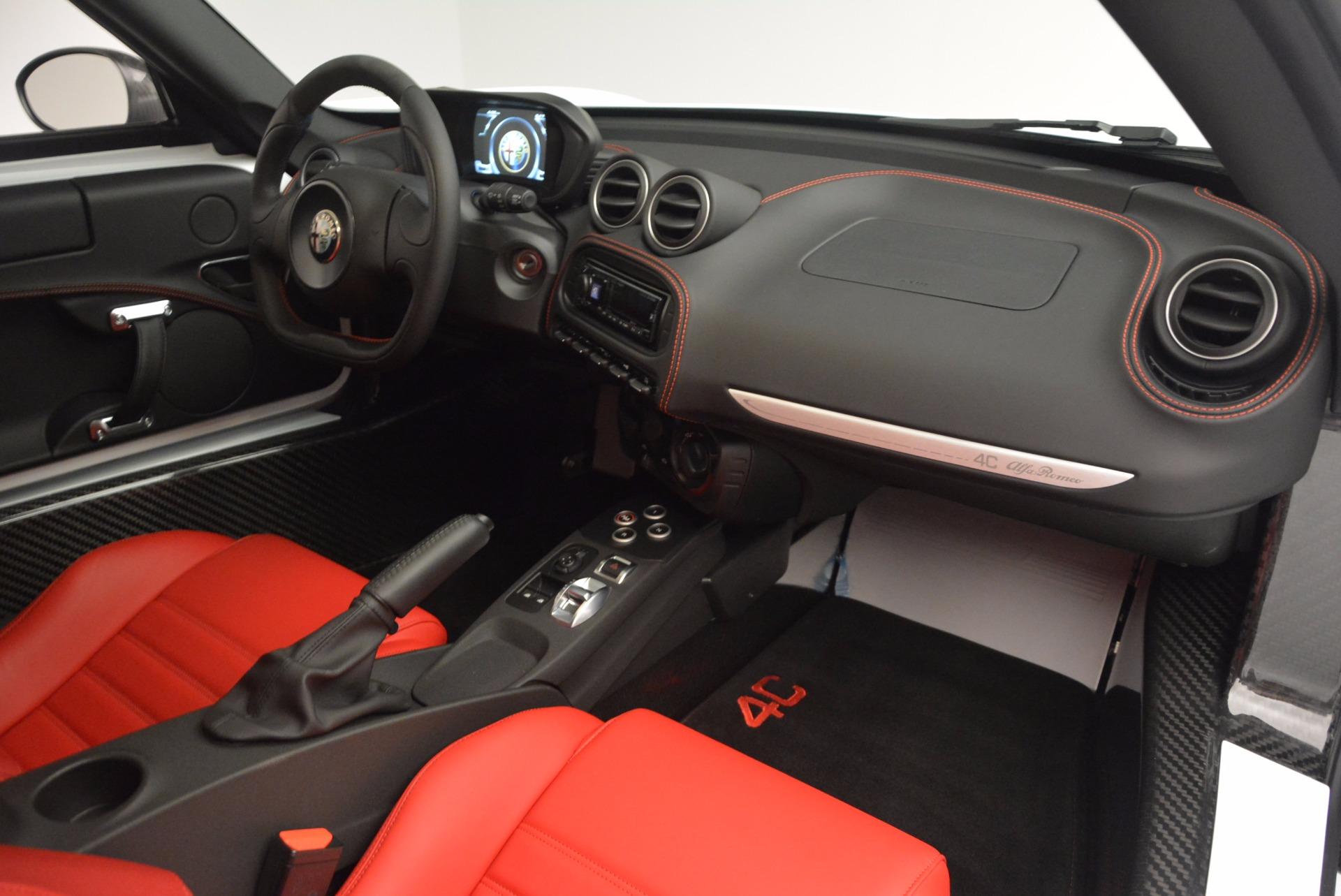New 2016 Alfa Romeo 4C Coupe For Sale In Greenwich, CT. Alfa Romeo of Greenwich, LW046 990_p17