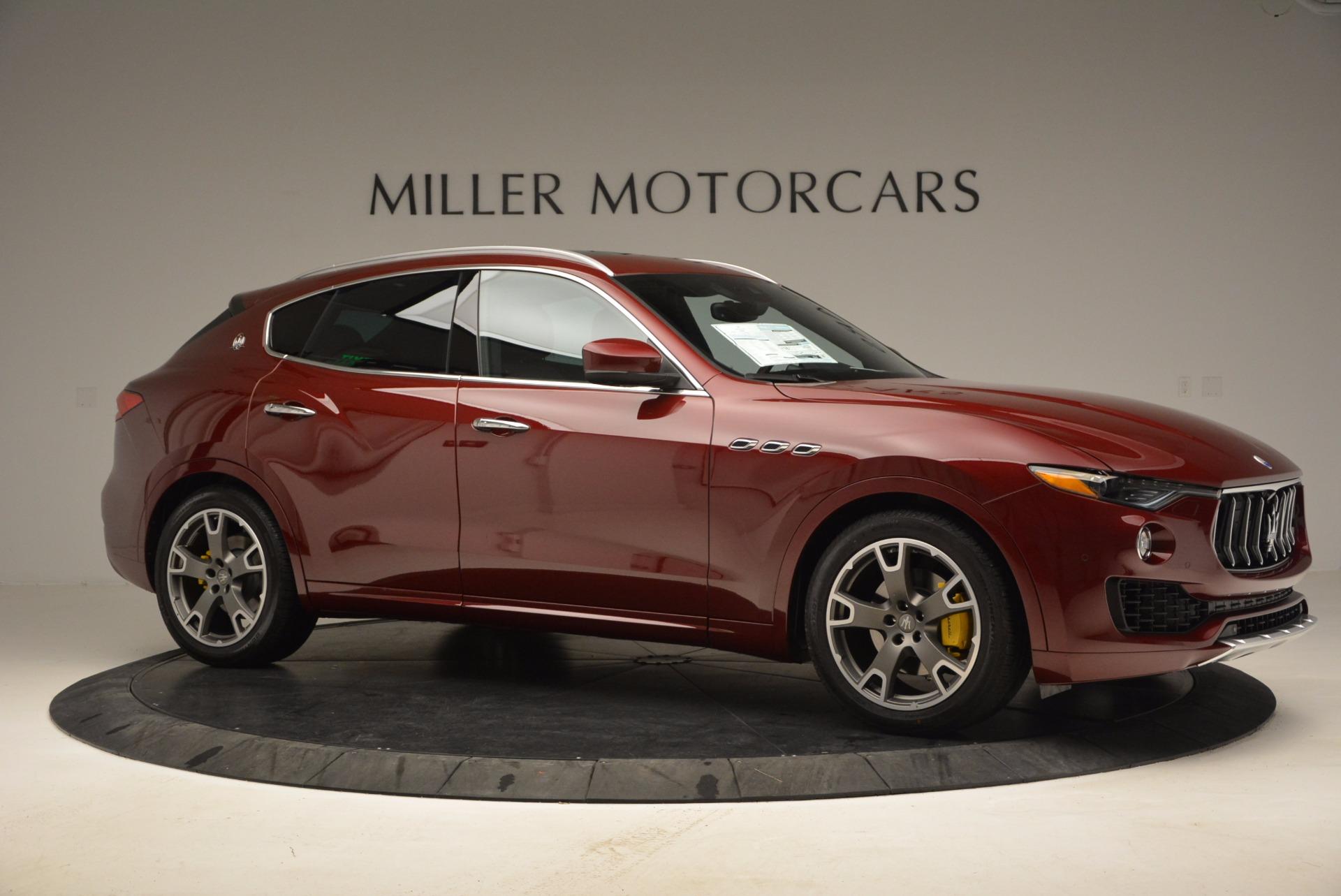 New 2017 Maserati Levante  For Sale In Greenwich, CT. Alfa Romeo of Greenwich, M1808 992_p10