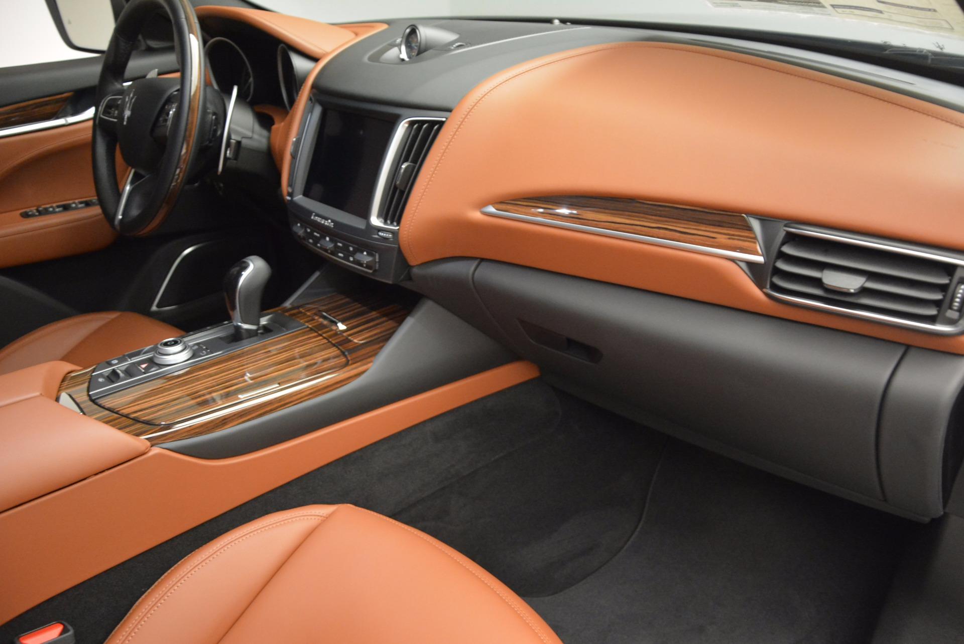 New 2017 Maserati Levante  For Sale In Greenwich, CT. Alfa Romeo of Greenwich, M1808 992_p22