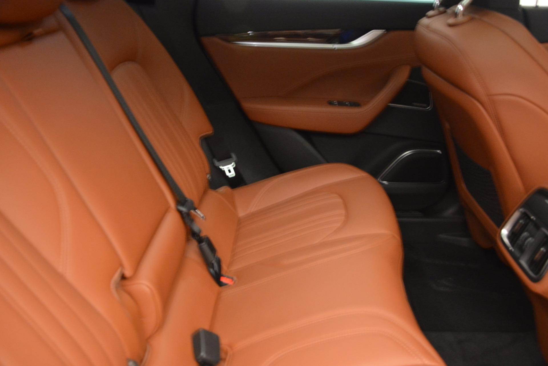 New 2017 Maserati Levante  For Sale In Greenwich, CT. Alfa Romeo of Greenwich, M1808 992_p24