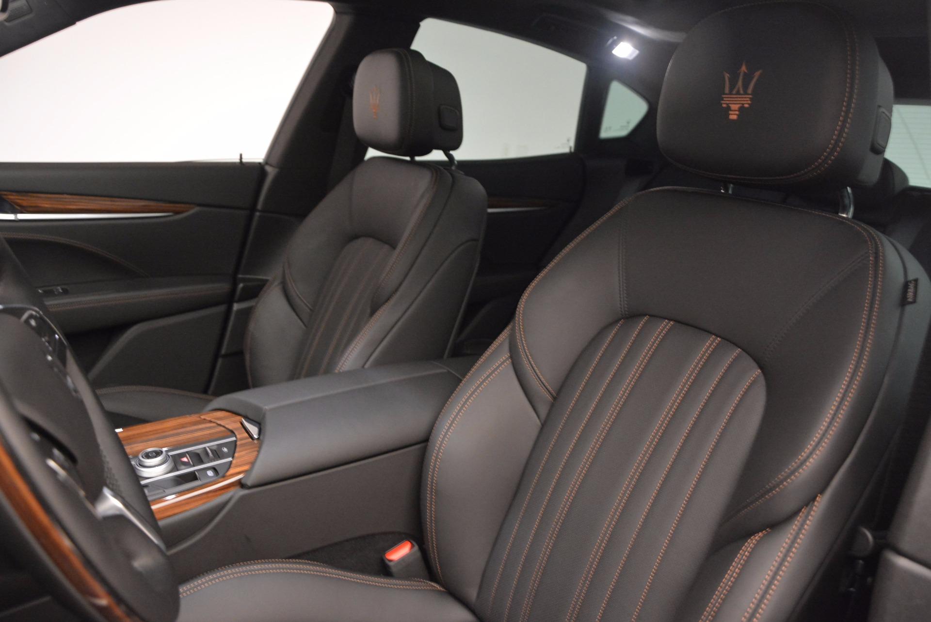New 2017 Maserati Levante  For Sale In Greenwich, CT. Alfa Romeo of Greenwich, M1808 992_p26
