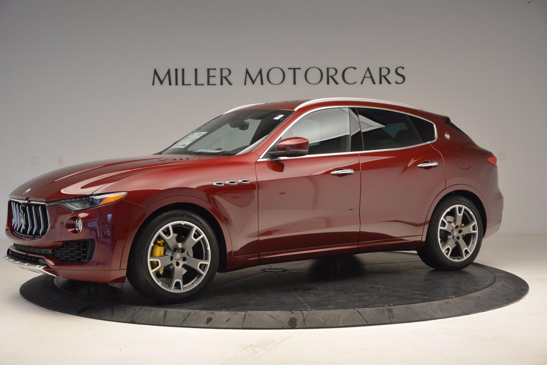 New 2017 Maserati Levante  For Sale In Greenwich, CT. Alfa Romeo of Greenwich, M1808 992_p2