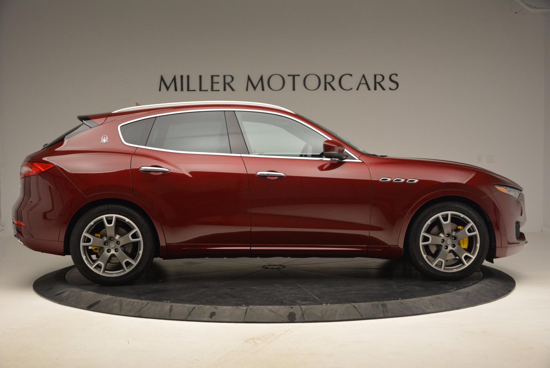New 2017 Maserati Levante  For Sale In Greenwich, CT. Alfa Romeo of Greenwich, M1808 992_p9