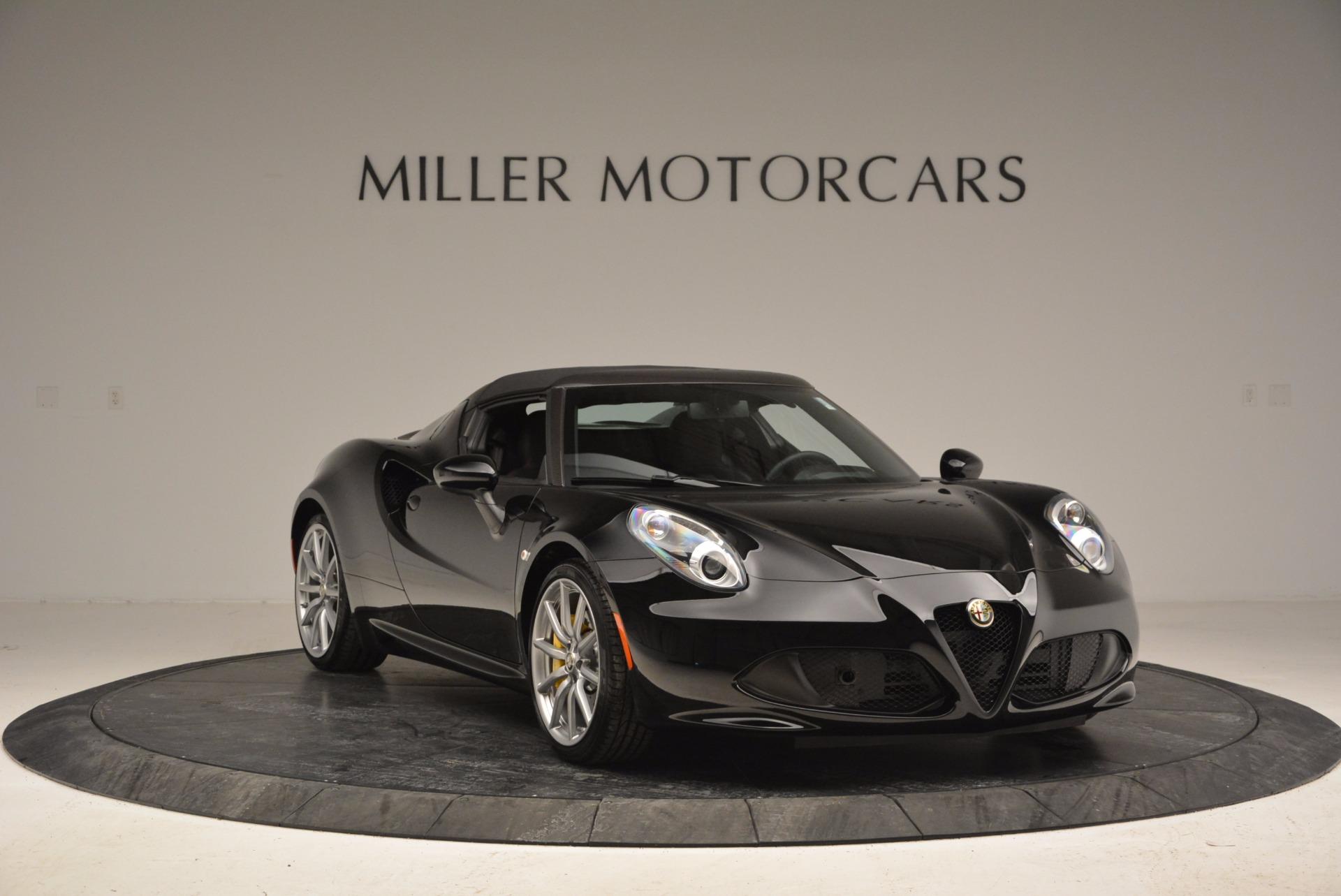 New 2016 Alfa Romeo 4C Spider For Sale In Greenwich, CT. Alfa Romeo of Greenwich, L051 993_p23
