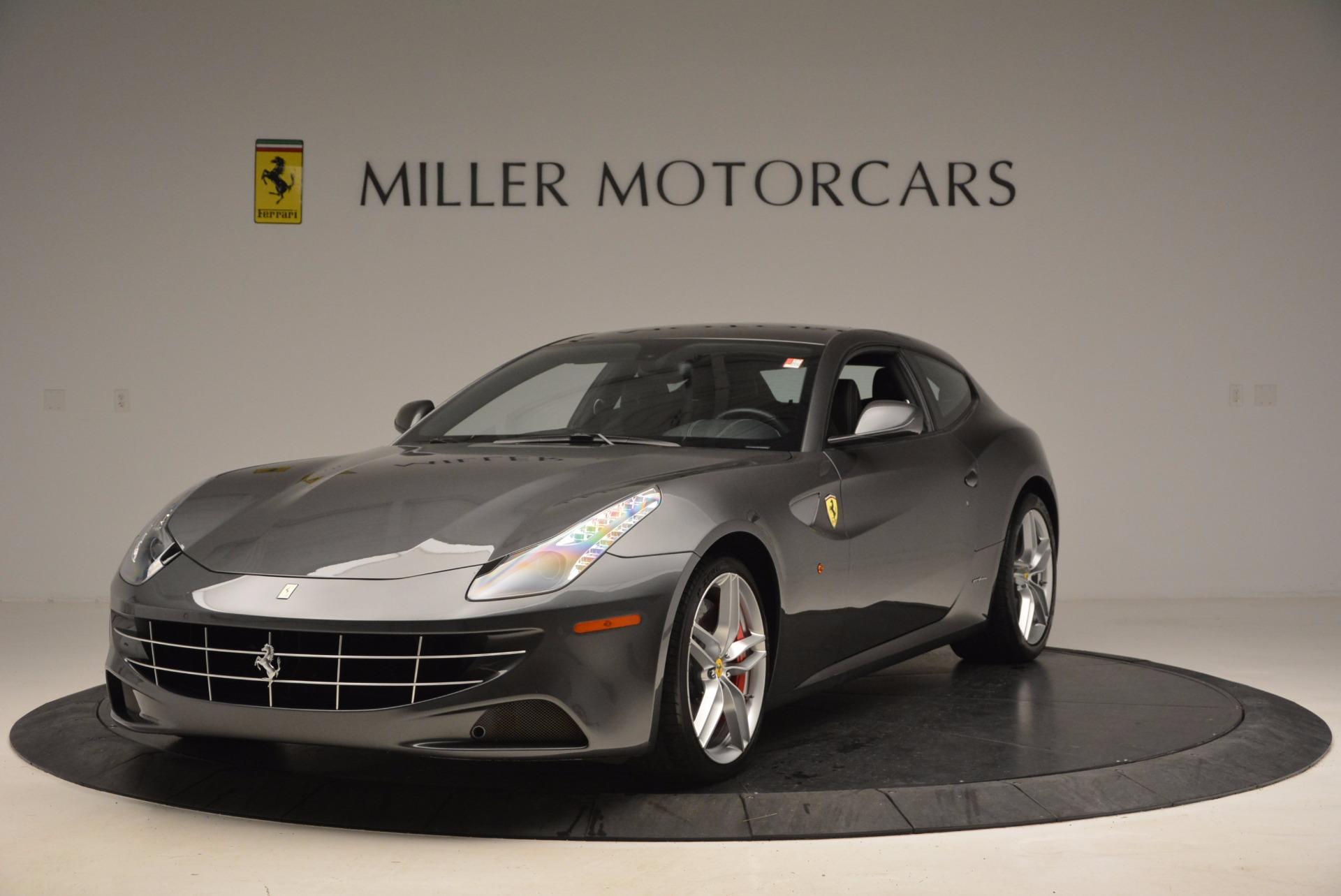 Used 2014 Ferrari FF  For Sale In Greenwich, CT. Alfa Romeo of Greenwich, 4376 995_main