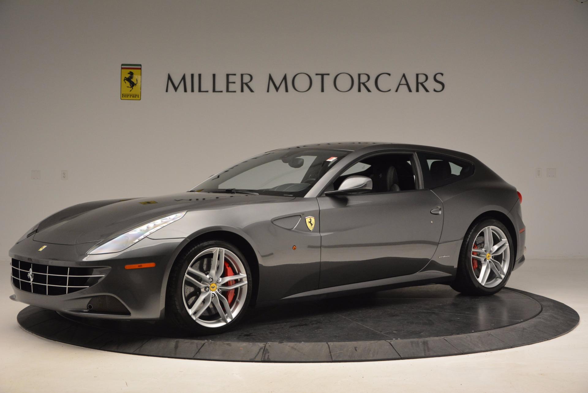 Used 2014 Ferrari FF  For Sale In Greenwich, CT. Alfa Romeo of Greenwich, 4376 995_p2
