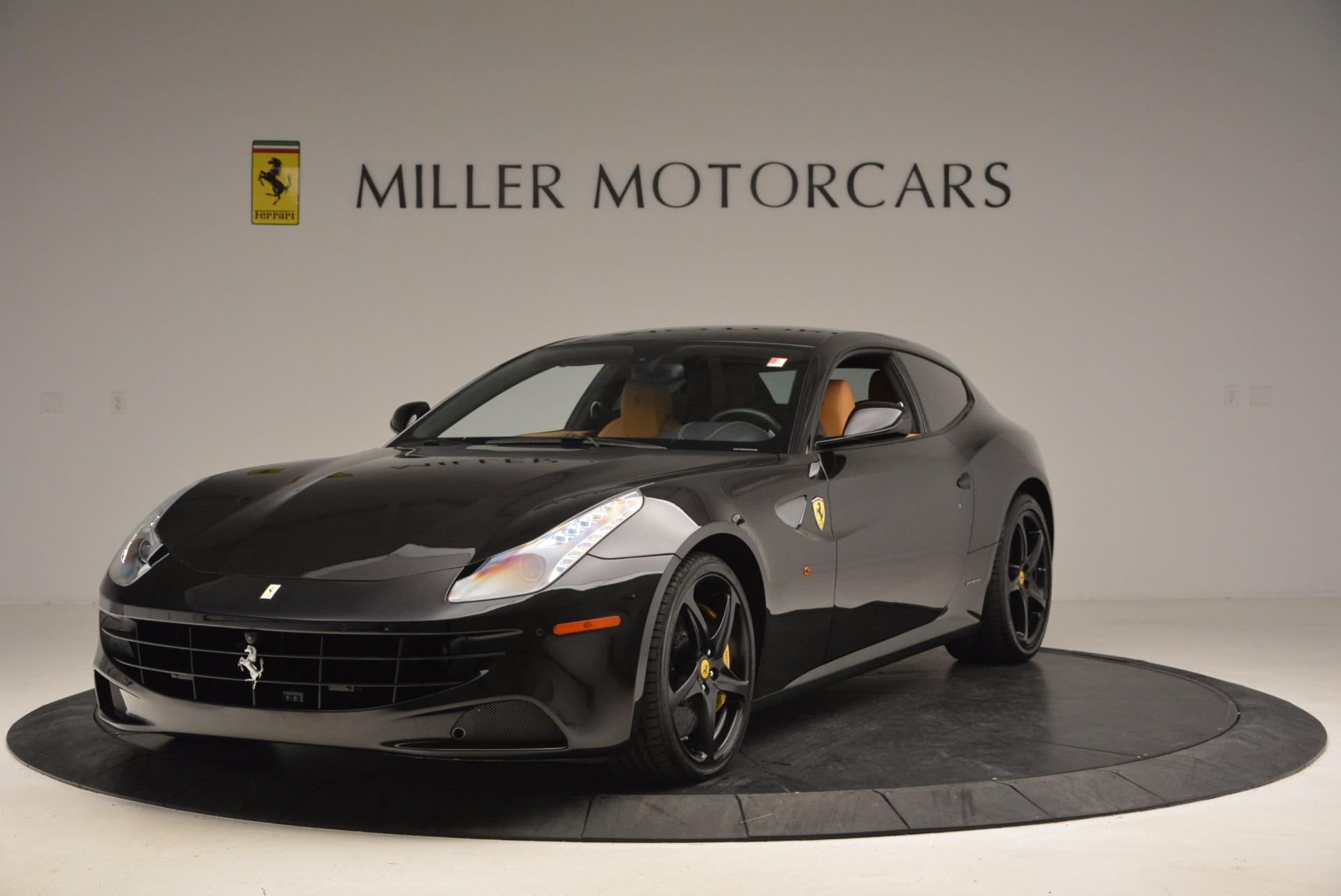 Used 2014 Ferrari FF  For Sale In Greenwich, CT. Alfa Romeo of Greenwich, 4377 996_main