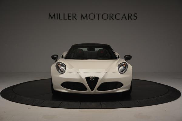 New 2015 Alfa Romeo 4C Spider for sale Sold at Alfa Romeo of Greenwich in Greenwich CT 06830 12