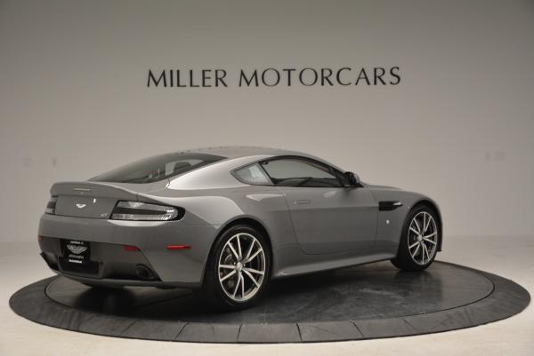 New 2016 Aston Martin Vantage GT for sale Sold at Alfa Romeo of Greenwich in Greenwich CT 06830 8