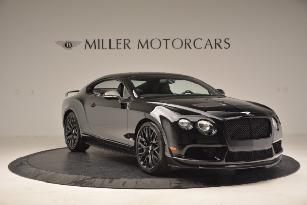 Used 2015 Bentley Continental GT GT3-R for sale Sold at Alfa Romeo of Greenwich in Greenwich CT 06830 11