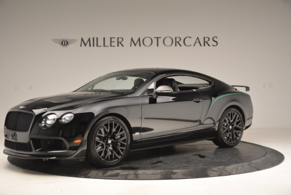 Used 2015 Bentley Continental GT GT3-R for sale Sold at Alfa Romeo of Greenwich in Greenwich CT 06830 2