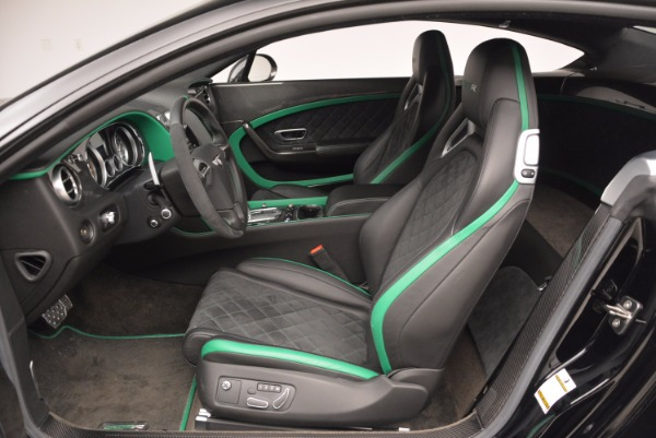 Used 2015 Bentley Continental GT GT3-R for sale Sold at Alfa Romeo of Greenwich in Greenwich CT 06830 25