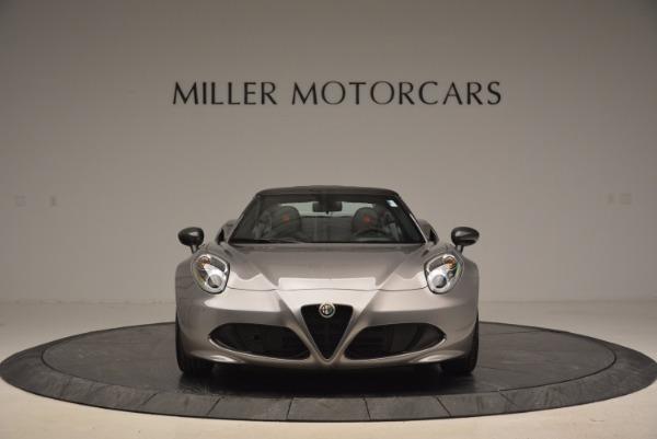 New 2016 Alfa Romeo 4C Spider for sale Sold at Alfa Romeo of Greenwich in Greenwich CT 06830 12