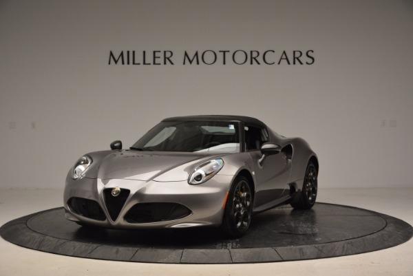 New 2016 Alfa Romeo 4C Spider for sale Sold at Alfa Romeo of Greenwich in Greenwich CT 06830 13
