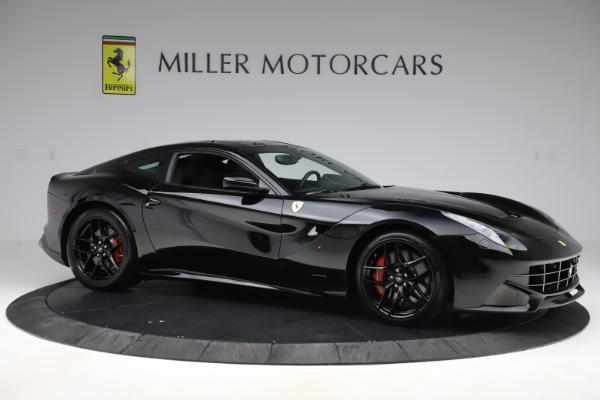 Used 2016 Ferrari F12 Berlinetta for sale Sold at Alfa Romeo of Greenwich in Greenwich CT 06830 10