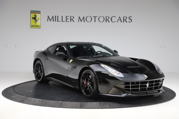 Used 2016 Ferrari F12 Berlinetta for sale Sold at Alfa Romeo of Greenwich in Greenwich CT 06830 11